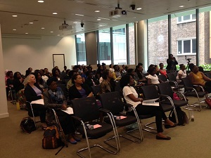 We Host Our First Fibroids Conference - Lake Health and Wellbeing