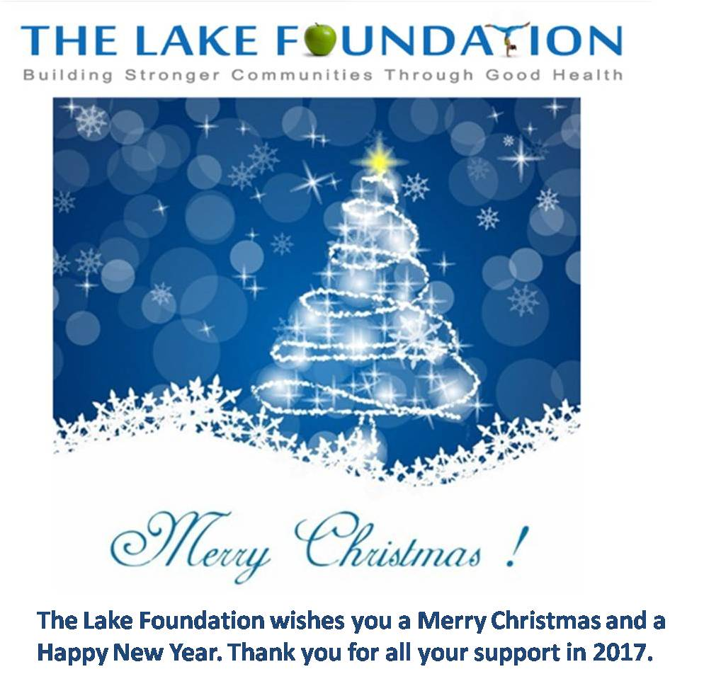 Merry Christmas To You.Merry Christmas Happy New Year And A Big Thank You Lake