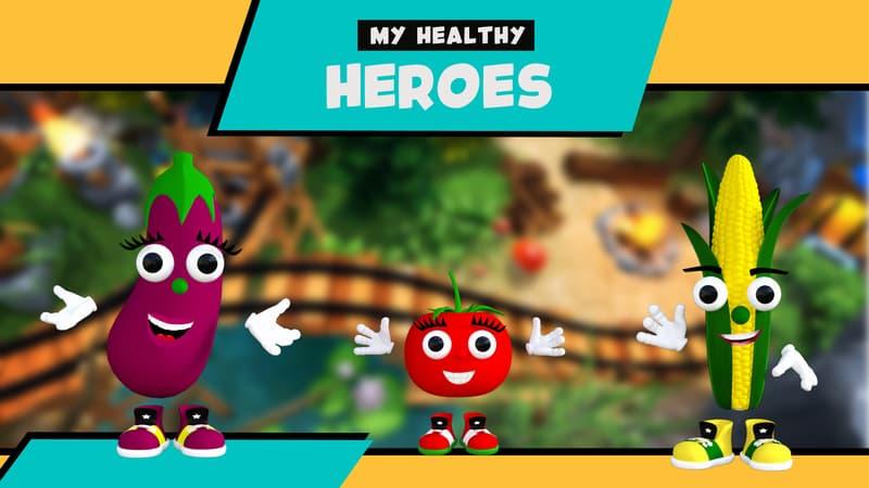 My Healthy Heroes